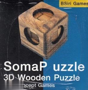 Soma Puzzle 3D