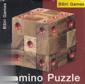 Domino Puzzle 3D