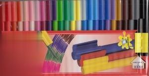 ماژيك 25 رنگ درچسبان FABER CASTELL 153025