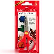 قيچي رنگي FABER CASTELL 170120