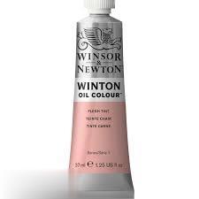 رنگ روغن WINSOR 1414257 37ml Flesh Tint 20