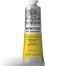 رنگ روغن WINSOR 1414149 37ml Chrome Yellow Hue 13