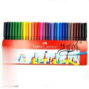 ماژيك آبرنگي 30 رنگ FABER CASTELL 154330