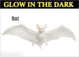 Glow in the Dark Bat 266929