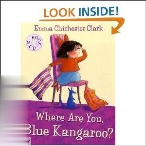 Where Are You Blue Kangaroo CD
