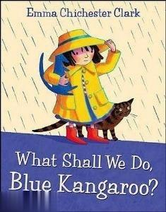 What Shall We Do Blue Kangaroo CD