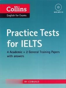 Collins Practice Tests for IELTS CD