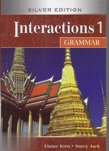 interactions 1 grammar silver
