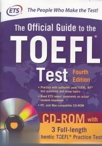 The Official Guide To The Toefl Test CD