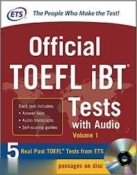 THE Official TOEFL iBT Test CD - Volume 1