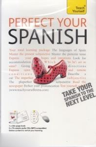 (Perfect Your Spanish (Book & CD