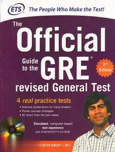 The Official Guide to the GRE CD