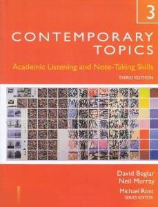 Contemporary Topics 3 CD