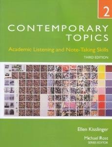 Contemporary Topics 2 CD