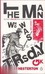 The man who was thursday