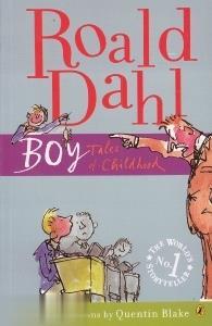 Roald Dahl Boy Tales of Child Hood