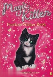Magic Kitten Purrfect Sticker Book