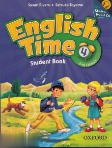English Time 4 SB WB CD