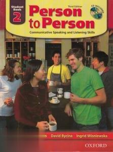 Person to Person 2 CD