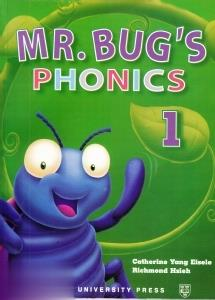 Mr Bug's Phonics 1 CD