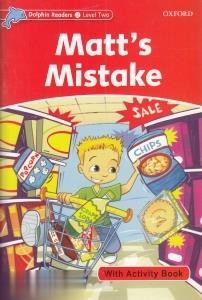 Matts Mistake CD