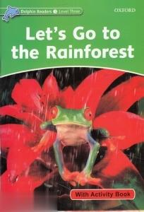 Lets Go to the Rainforest CD