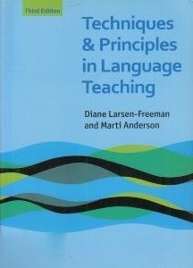 Techniquse & Principles in Language Teaching