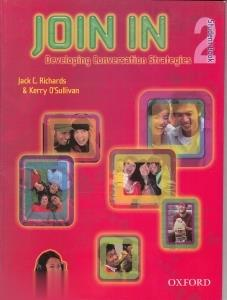 Join in Developing Conversation Strategies 2 CD