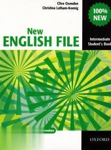 New English File Intermediate SB WB CD