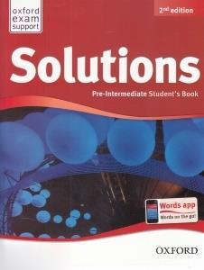 Solution Pre Intermediate SB WB CD