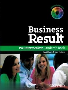 Business Result Pre Intermediate SB WB CD