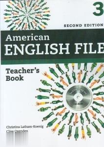 American English File 3 Teachers Book CD (ويرايش جديد)