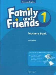 Family and Friends 1 Teachers Book CD