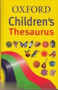 Oxford Child Thesaurus org