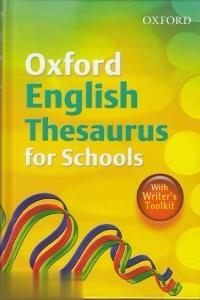 Oxford English Thesaurus for Schools org