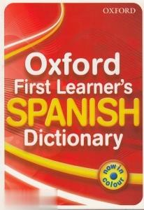 Oxford First Learners Spanish Dic org