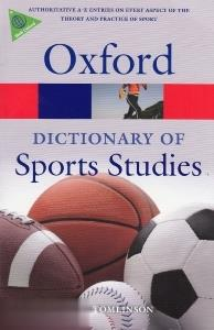Oxford Dic of Sports Studies org