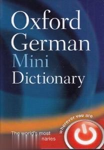 Oxford German Mini Dictionary