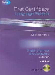 First Certificate Language Practice CD