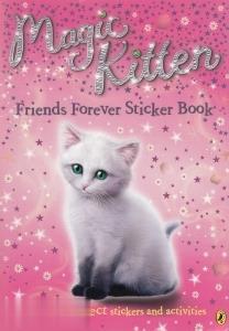 Magic Kitten Friends Forever Sticker Bookl