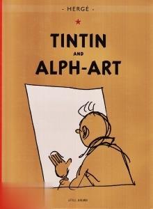 Tintin and Alph-Art The Adventures of Tintin