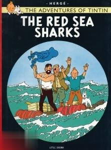 The Red Sea Sharks The Adventures of Tintin