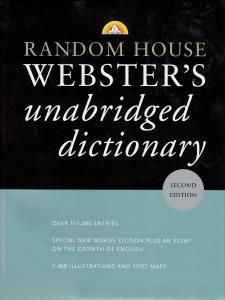 random house webster's unabridged dic org