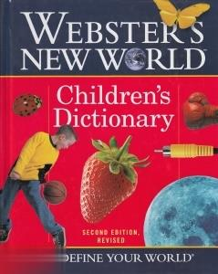 Webster's New Word Children's Dictionary
