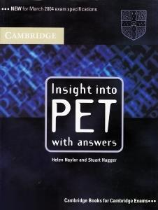 Insight into PET CD