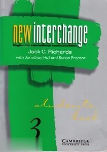NEW Interchange 3 SB WB CD