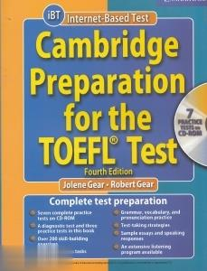 Cambridge Preparation for the Toefl Test IBT