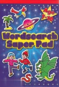 Wordswarch Super Pad