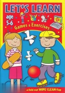 Lets Learn Games & Exercises 8888