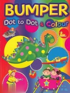 Bumper Dot to Dot & Colour